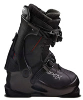 Nordica Ski Boots Rear Entry6