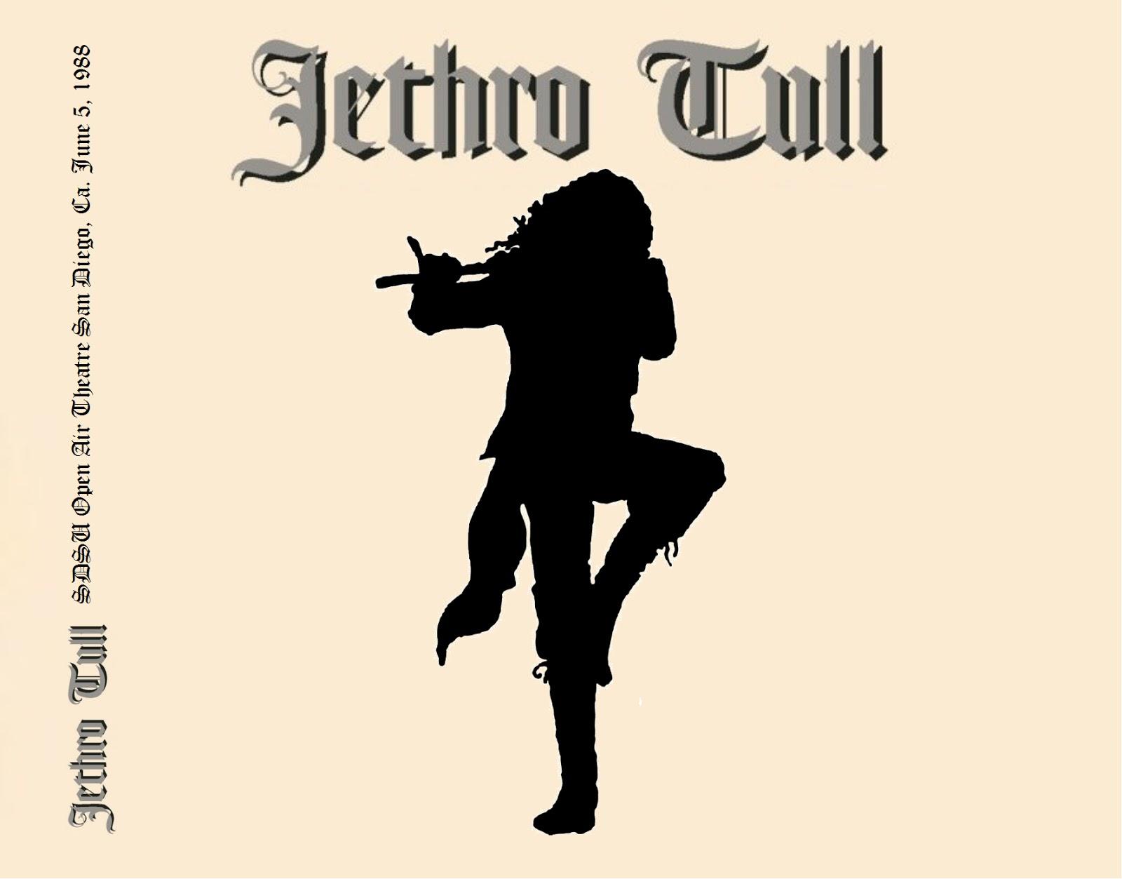 Jethro Tull A Tour