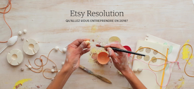 campagne Etsy résolution 2016