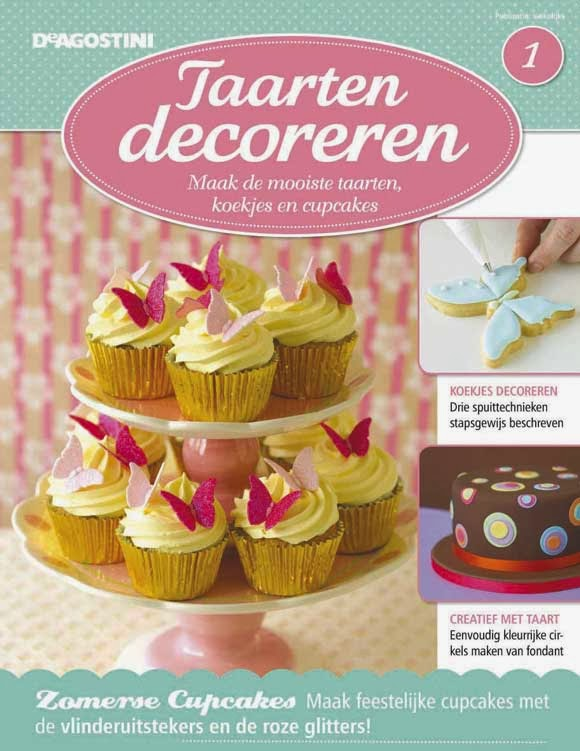 review magazine Taarten Decoreren