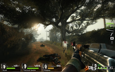 Screen Shoots Left 4 Dead