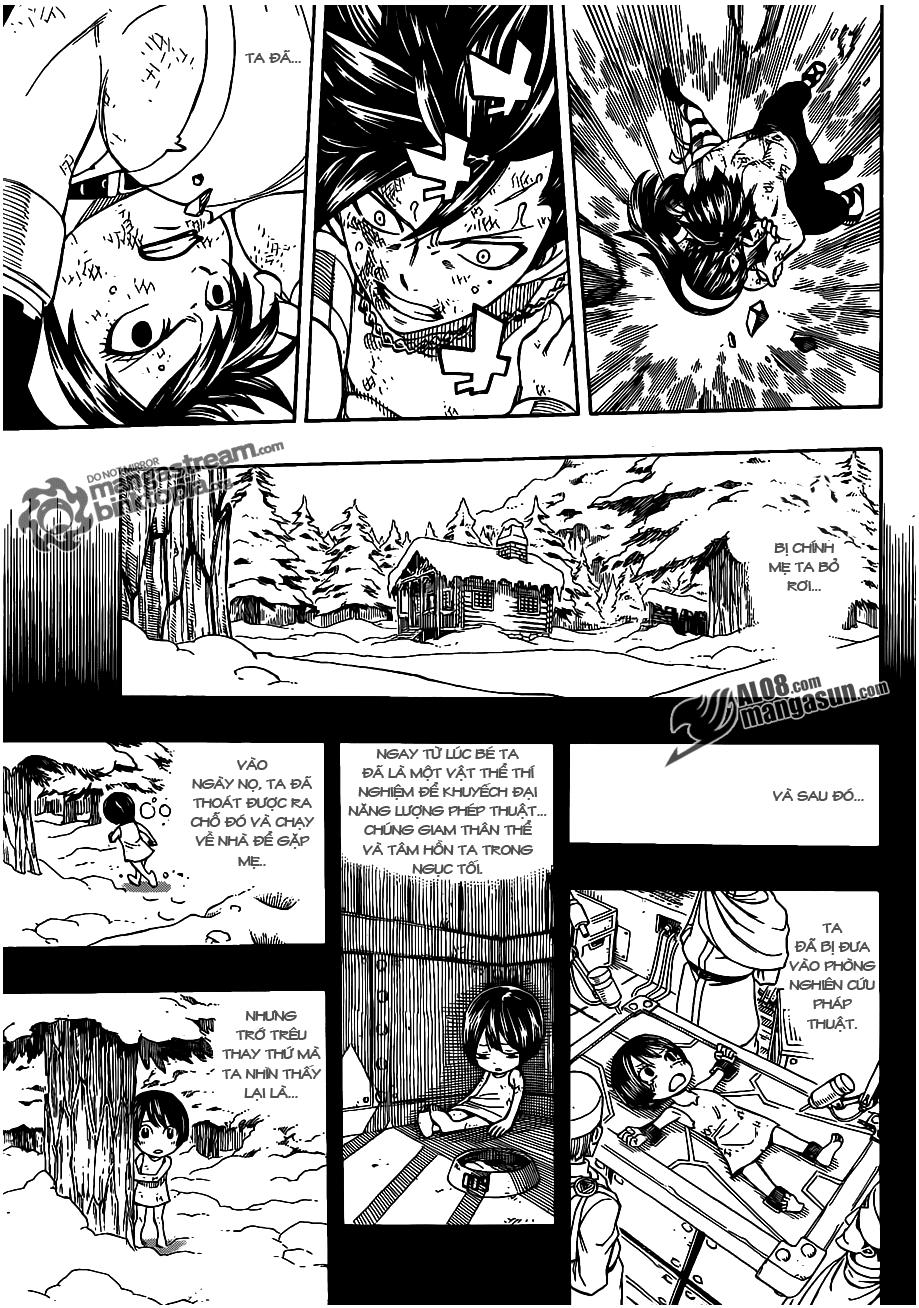 Fairy Tail chap 241 page 7 - IZTruyenTranh.com
