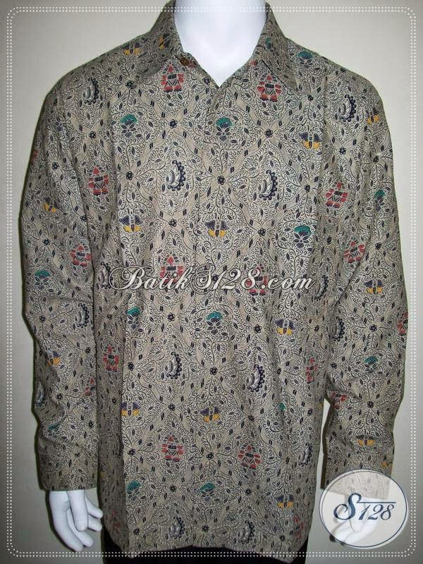Foto Baju Batik Orang Tua