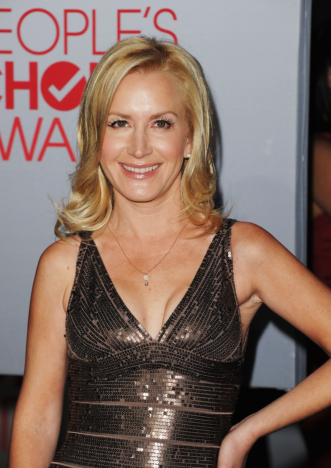 Cleavage Angela Kinsey nude (62 images), Paparazzi
