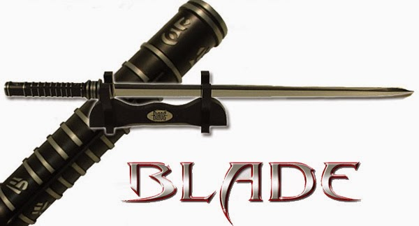 La espada de Blade