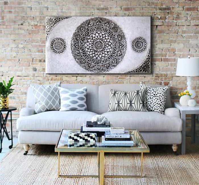 Sensaciones de hogar junio 2015 - Sofa dormitorio ...