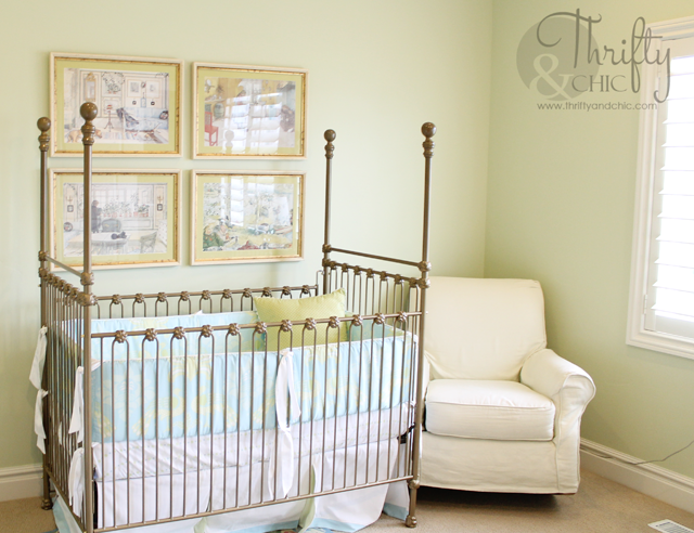 cute nursery decor ideas