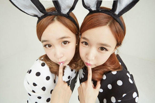Crayon Pop's twins unit Strawberry Milk to release 1st mini album 'Explode' on October 15th