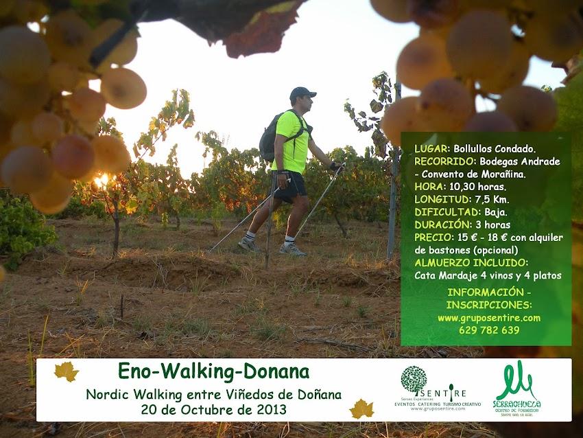ENO - WALKING DOÑANA - BOLLULLOS