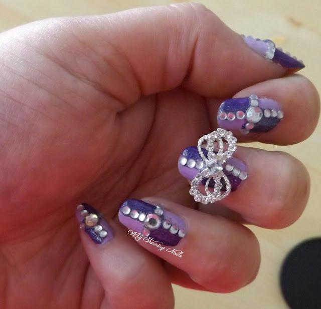 Nail Art by My Stunning Nails