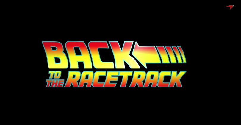 Back to the Racetrack