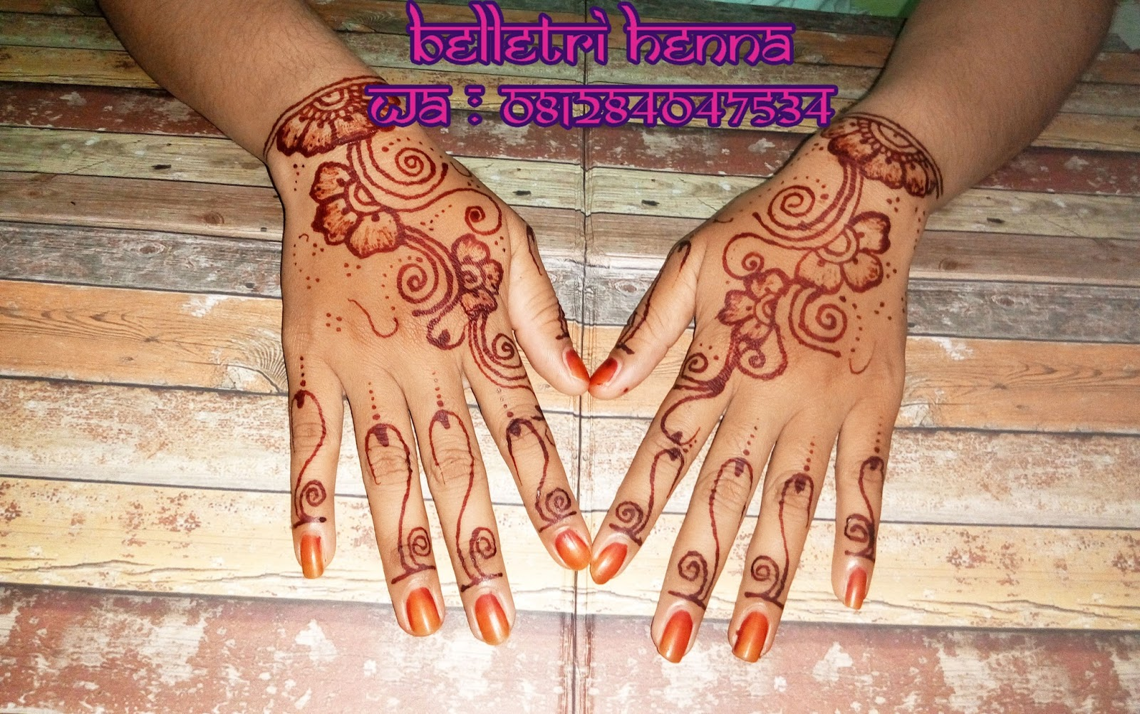 BELLETRI HENNA