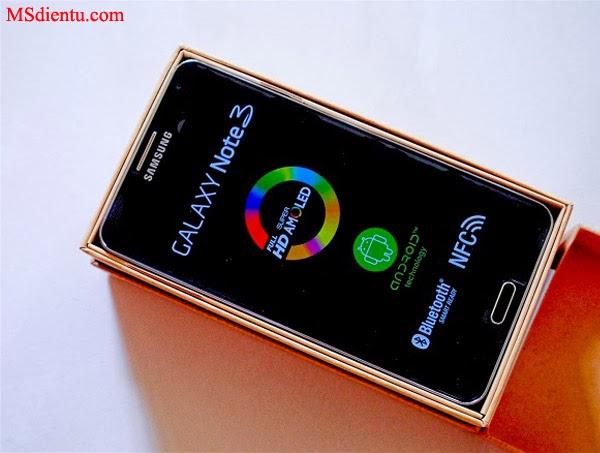 nguyên hộp Samsung Galaxy Note 3 trung quốc