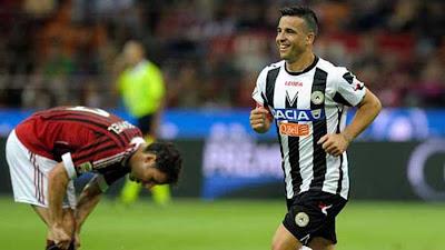 AC Milan 1 - 1 Udinese (2)