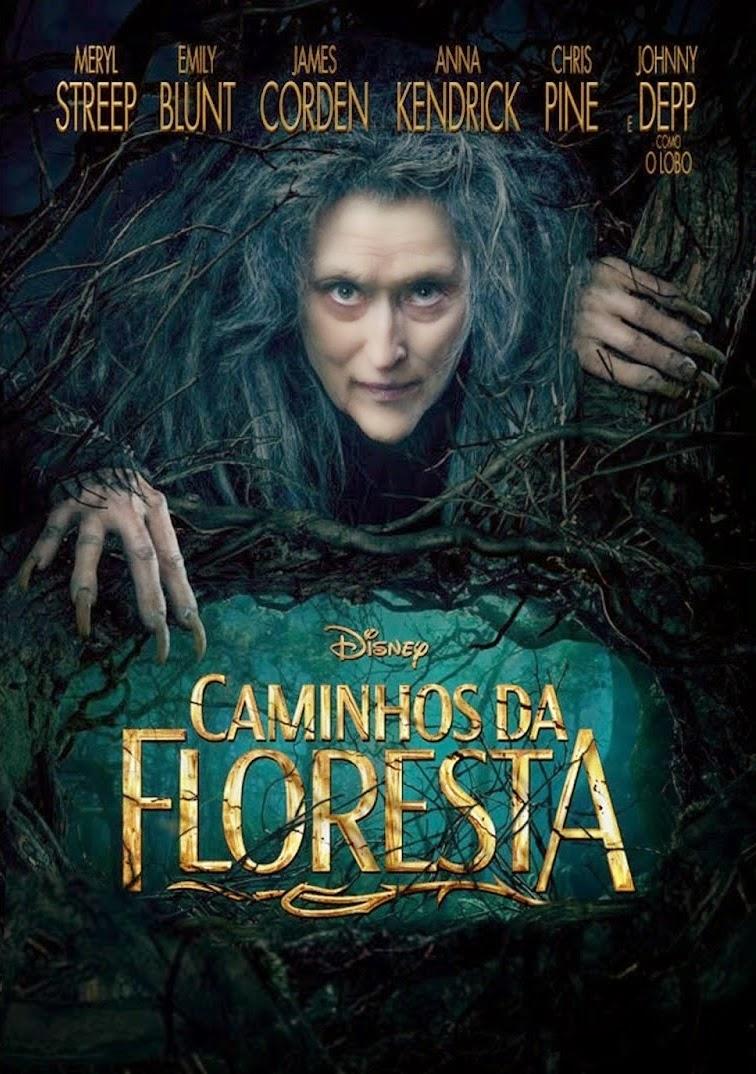 Caminhos da Floresta – Legendado (2014)