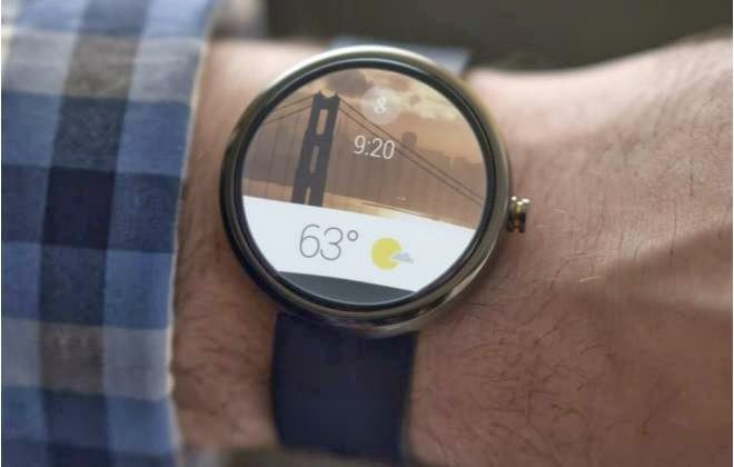 Google anuncia Android Wear