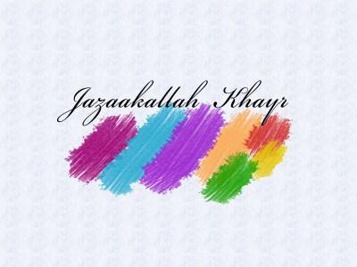 My sweet islam jazak allah the islamic way of thanks e cards jazak allah the islamic way of thanksthank you e card greeting m4hsunfo