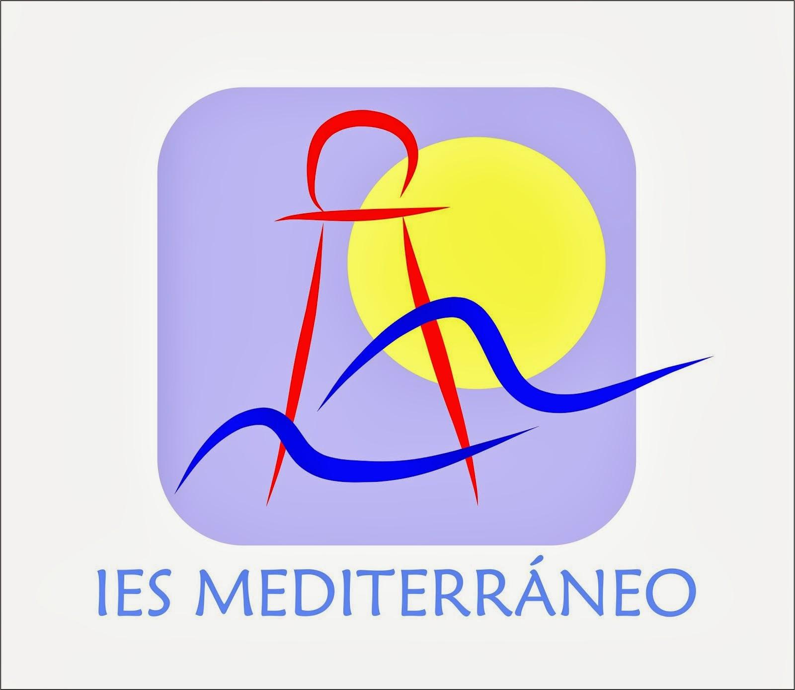 Logo del I.E.S. Mediterráneo (Estepona)