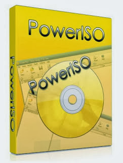 PowerISO 5.8 + Keygen