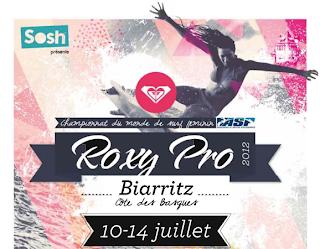 Roxy Pro Biarritz - Surf Festival au féminin