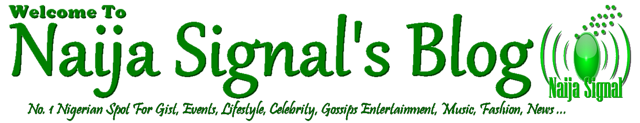 Welcome to Naija Signal's Blog