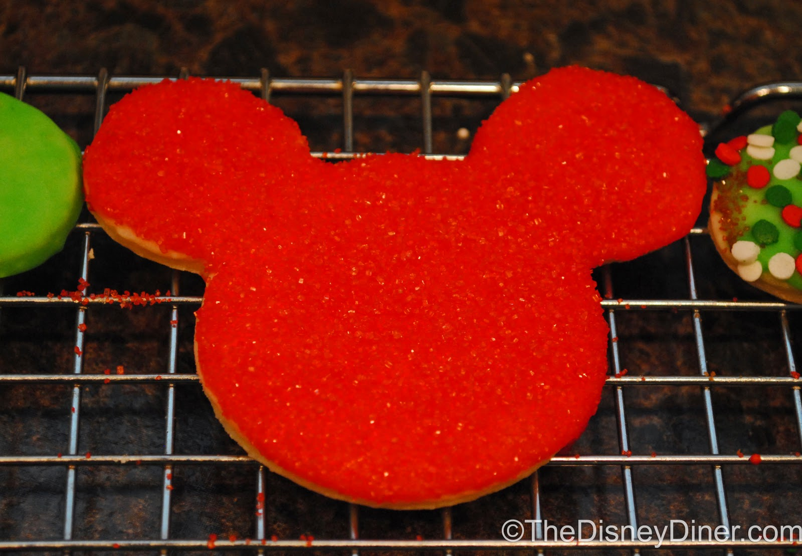 decorating mickey mouse cookies mickey - Mickey Mouse Christmas Cookies