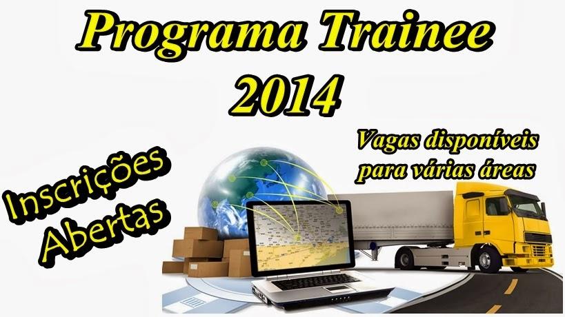 Empresa de logística está com inscrições para programa trainee