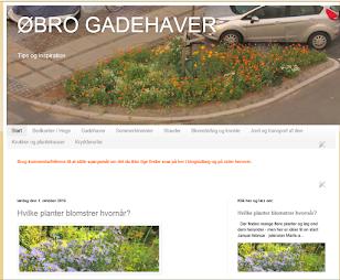 Besøg bloggen Øbro Gadehaver