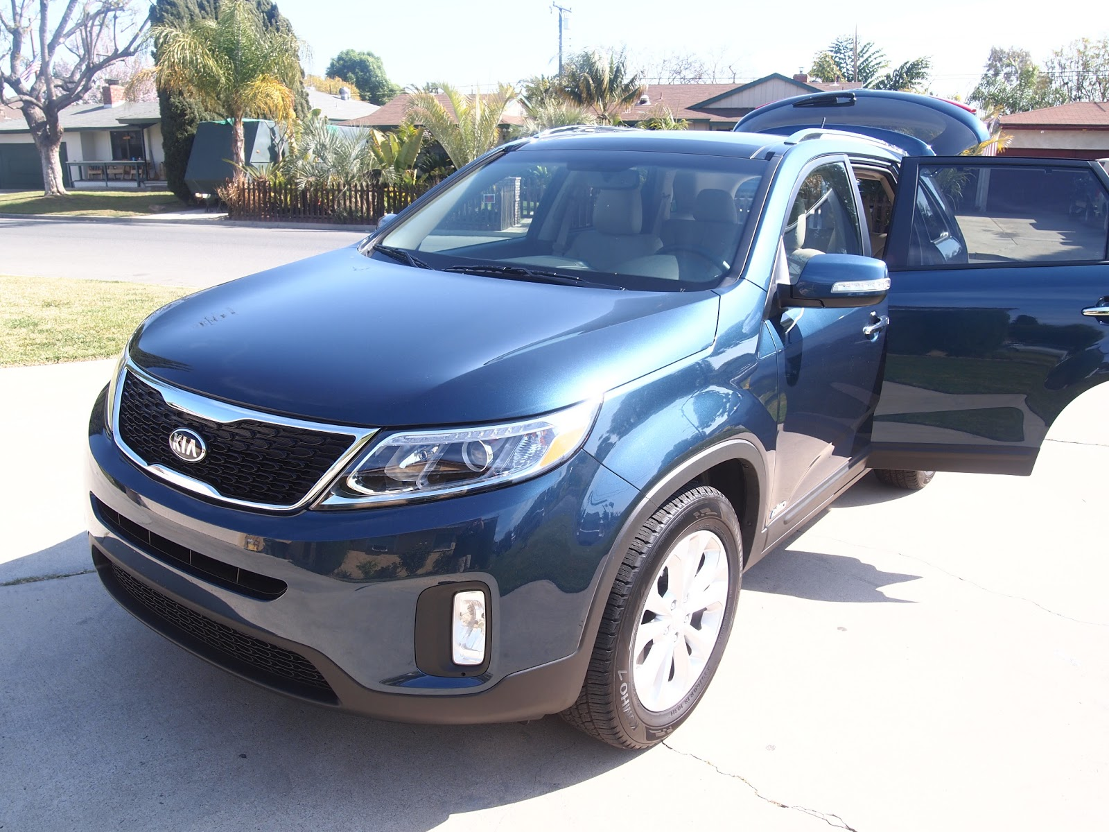 sasaki time car review 2014 kia sorento. Black Bedroom Furniture Sets. Home Design Ideas