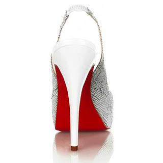 Christian louboutin bridal shoes