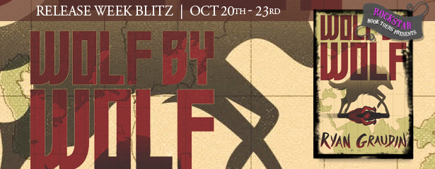 Book Blitz {Wolf by Wolf by Ryan Graudin}