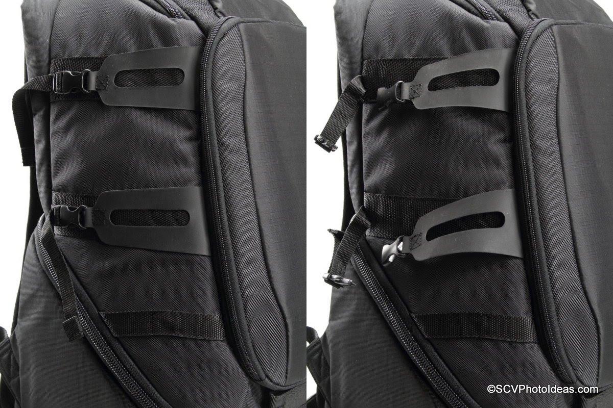 Case Logic DSB-103 tripod straps details