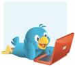 ... en Twitter...