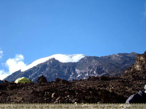 Vistas desde Barafu Hut