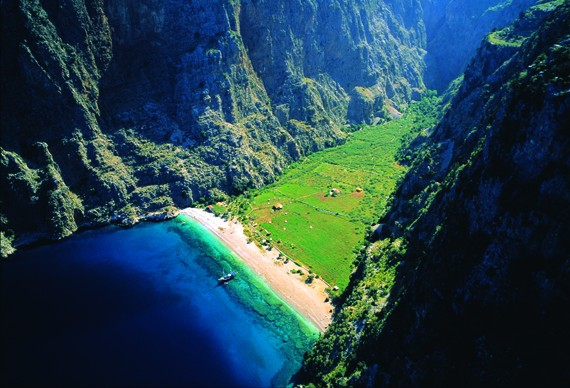 The Butterfly Valley - Mugla Turkey