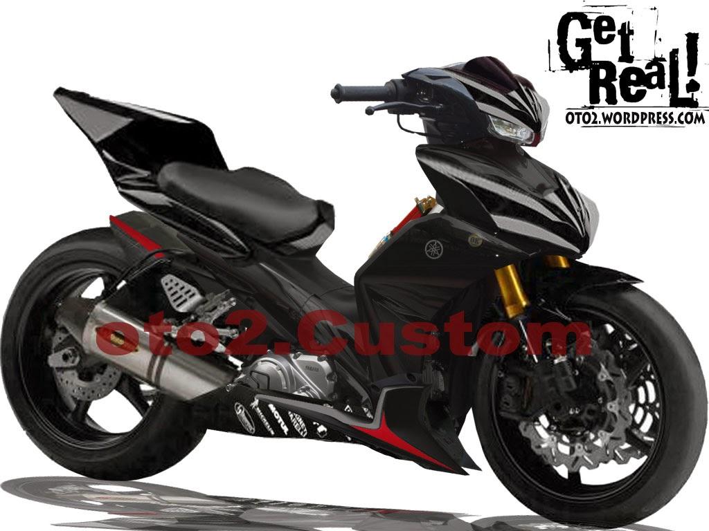 Sepeda Motor Yamaha Jupiter Mx