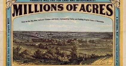US History-Mason: The Homestead Act
