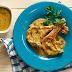 Συνταγή της ημέρας - Μπριζόλες χοιρινές στο τηγάνι με σάλτσα λαχανικών