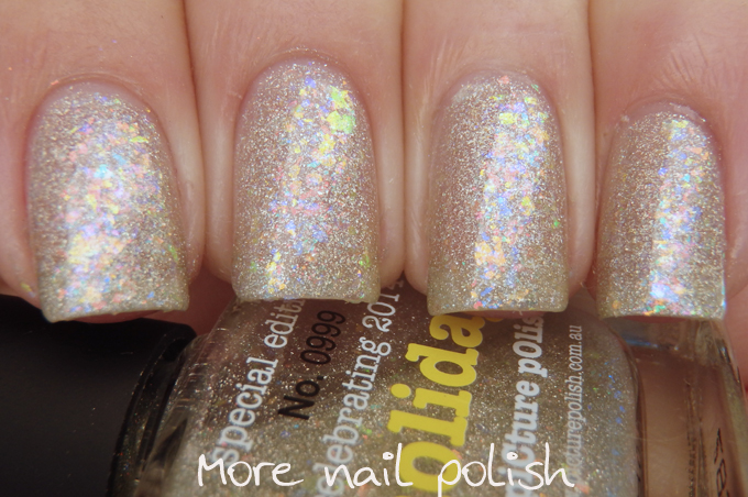 Picture Polish - Holiday ~ More Nail Polish