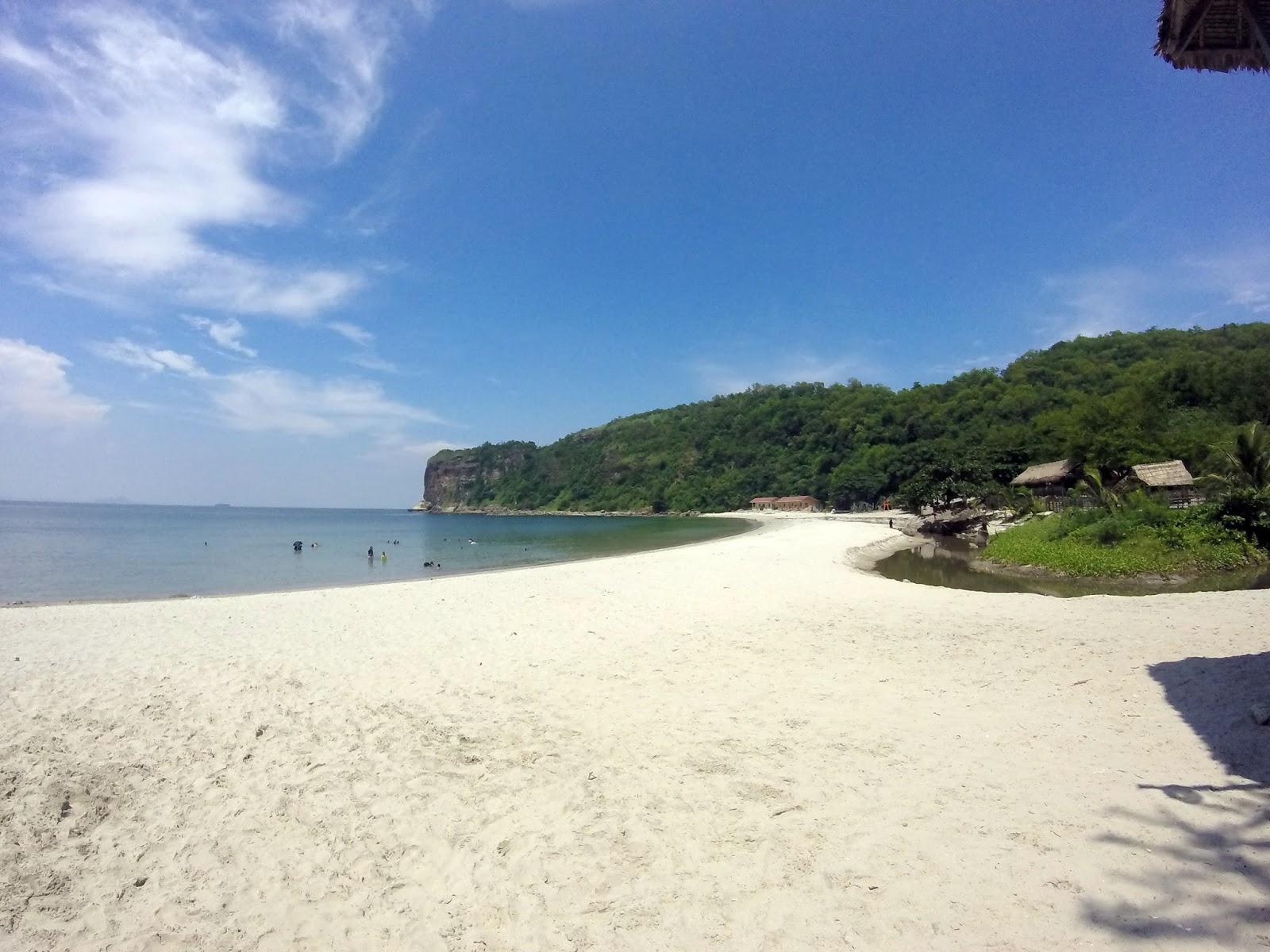 marielle was here Camping at Katungkulan Beach