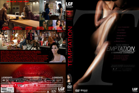 Temptation: Confessions Of A Marriage Counselor DVDR Latino 2013 Drama – Romance – Thriller