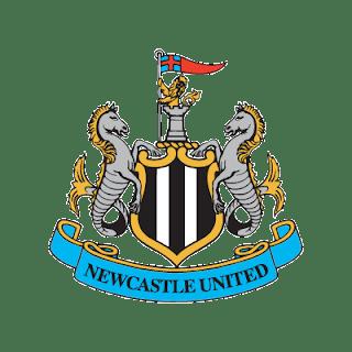 Kumpulan Logo Club Liga Primer Inggris Terbaru - Newcastle United
