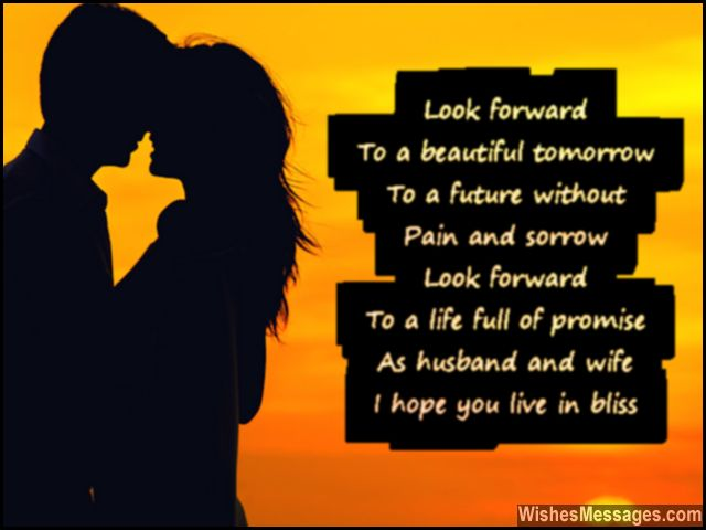funny marriage poems for newlyweds