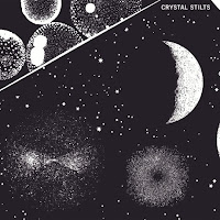 Crystal Stilts, In Love with Oblivion, cd, audio, new, album