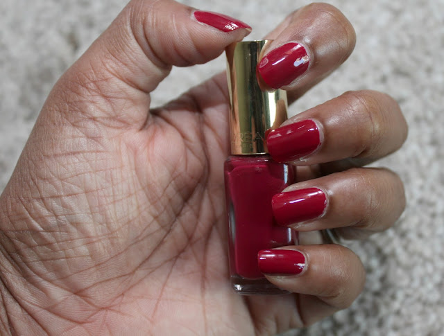 L'OREAL ADDICTIVE PLUM