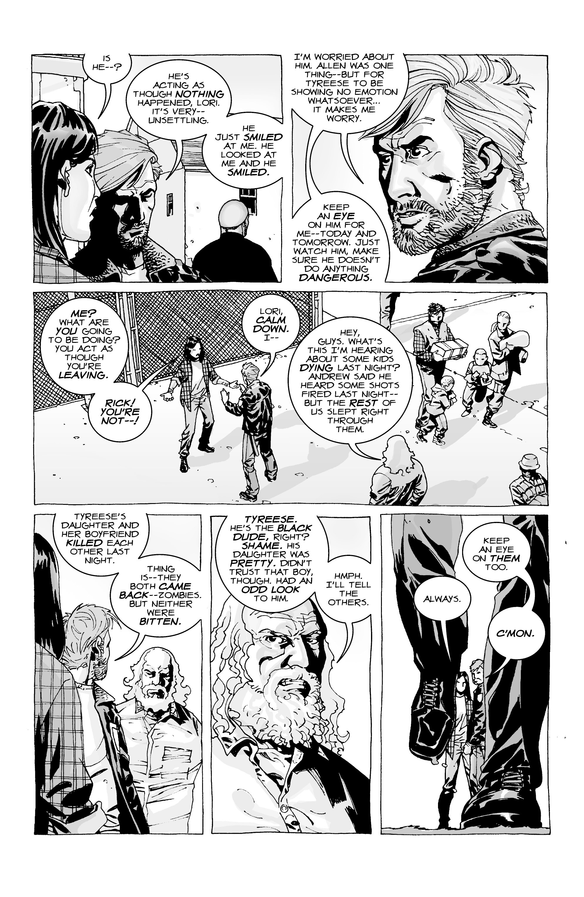The Walking Dead Issue #15 Page 9