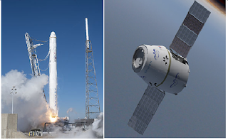 Systems All Go For Space X Launch On May 19