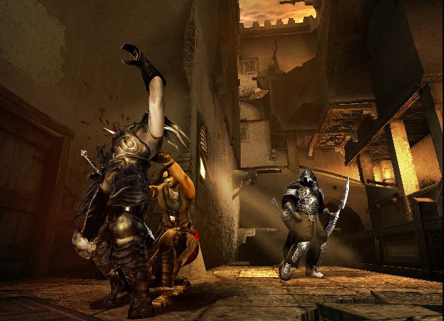 Prince of Persia The Two Thrones PC Games Gameplay