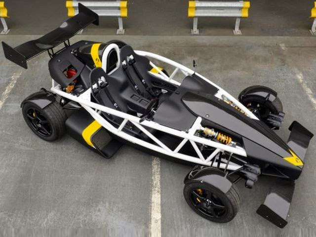 New Ariel Nomad Revealed Review and Pictures