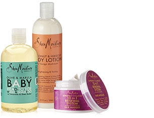 Buy 1 Get 1 50% OFF SheaMoisture